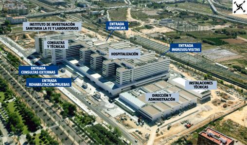 El nuevo hospital la fe de valencia oconowocc - La nueva fe de valencia ...