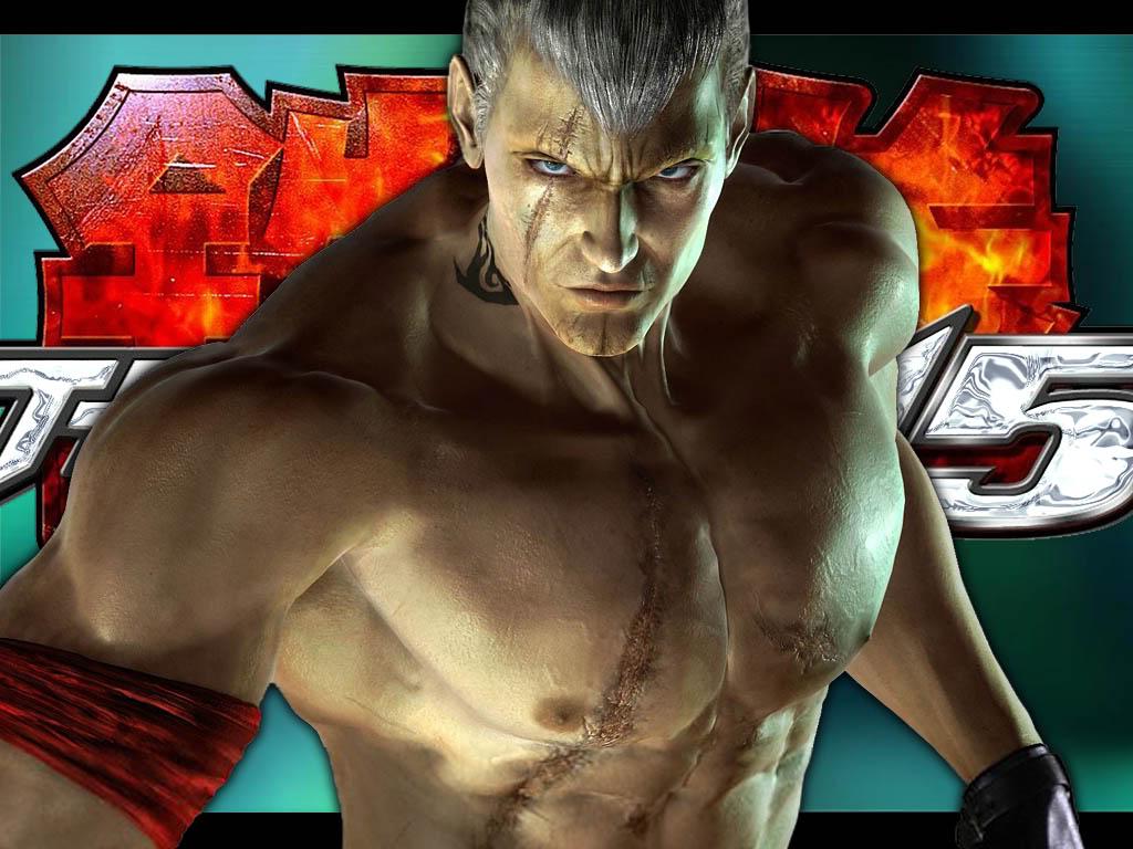 Brian Fury Personaje De Tekken Oconowocc