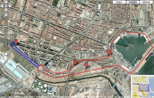 Circuito Valencia F1 : Valencia ya siente la formula de este fin semana
