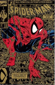 spiderman1cover1 194x300 SPIDERMAN CUMPLE 50 AÑOS