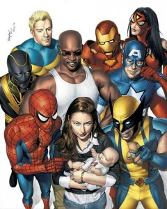 0854 240x300 MARVEL: RE EVOLUTION