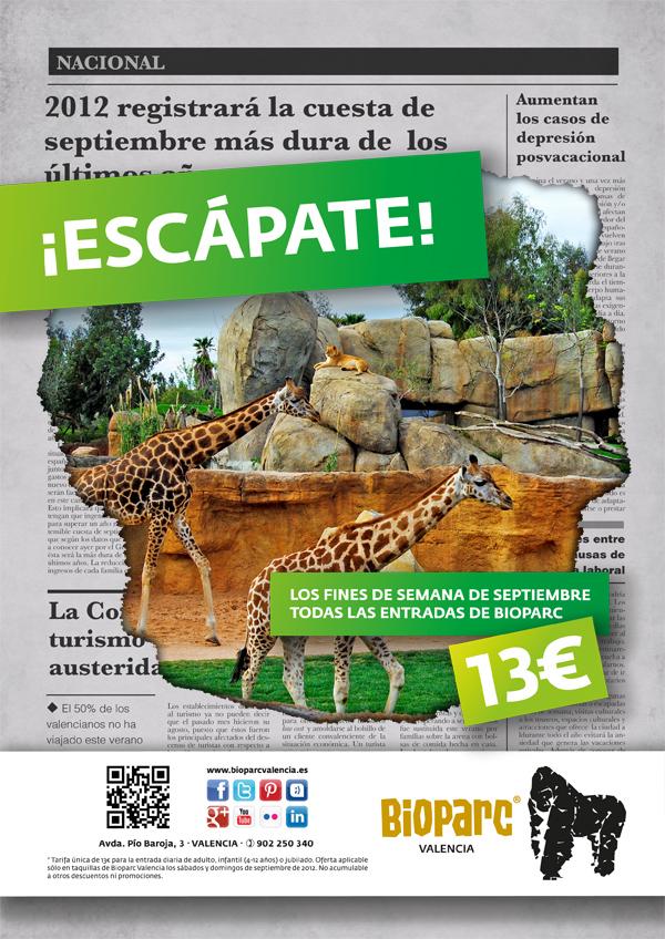 Bioparc valencia baja los precios en septiembre oconowocc - Bioparc precios valencia ...