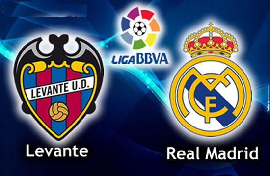 el levante at madrid: