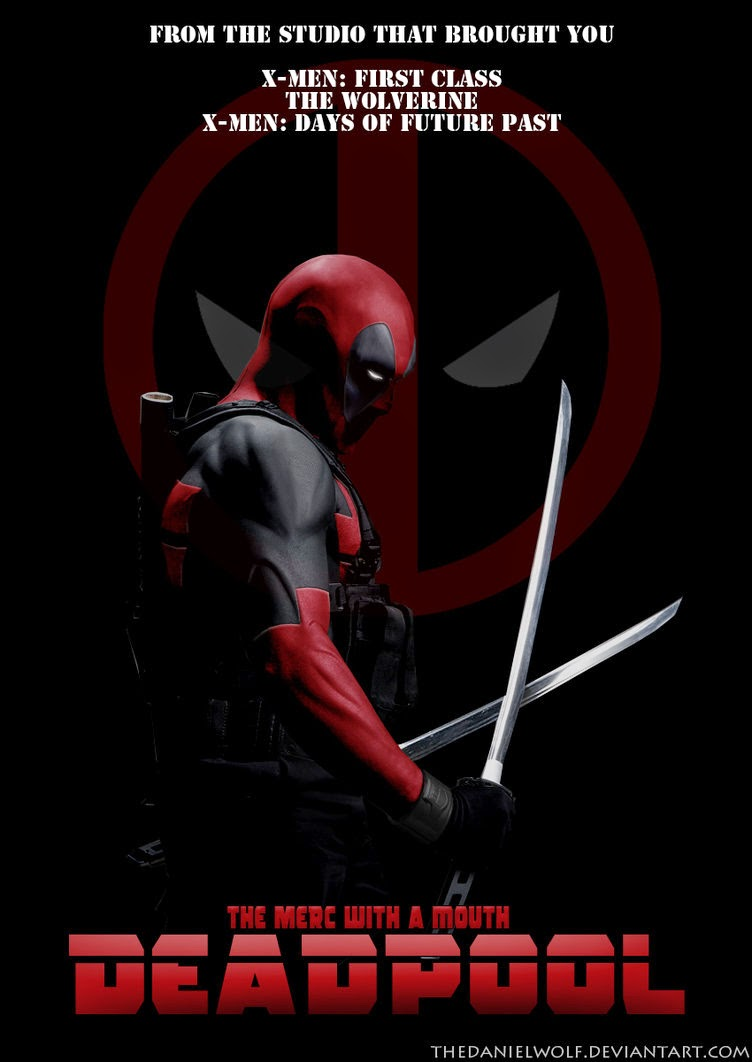 Post - Deadpool -- La Pelicula -- 19/02/2016  Deadpool_movie_poster_fan_art_by_thedanielwolf-d78mbu1