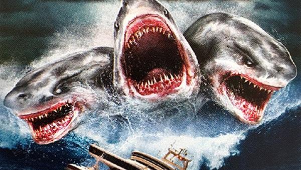 el ataque del tiburon de tres cabezas | Oconowocc