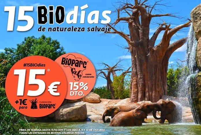 Bioparc comienza septiembre lanzando la promoci n biod as - Bioparc precios valencia ...